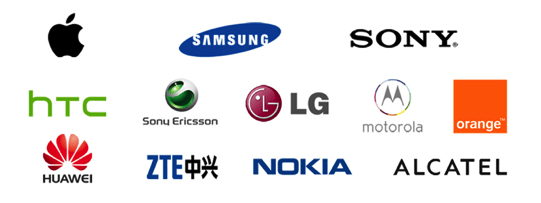 mobile brands compatible to cell phone tracker OwnSpy